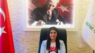 Hatay'da İlk Belediye Başkan Vekili, 'Kadın'…