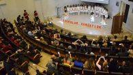Antakya'da 15 okul öğrencisinin ortak eseri: