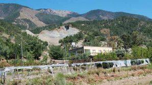 Arsuz-Kale'de krom tesisi girişimi