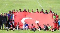 Hatayspor'da Ulusal Egemenlik, Vatan, Bayrak, Atatürk Sevgisi…
