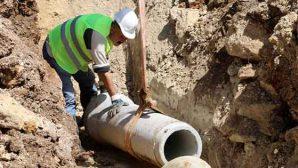 HATSU, Altınözü'nde içme suyu hatlarını yeniliyor …