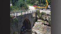 Batıayaz Köprüsü  Yapımı Başladı