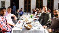 Hatayspor'da  Eşli Kahvaltı