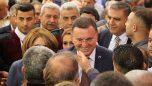 Başkan Savaş, hemşerilerinin tebriklerini kabul etti