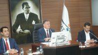 Hatay BŞB'de AKP-MHP İttifakı