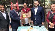 AKP Heyetinden Muhtarlık Ziyaretleri