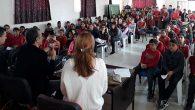 Yazar Murad Demirkol  öğrencilerle buluştu