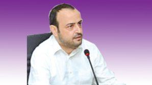 Antakya Belediye Başkanı  Yılmaz Ankara'da: