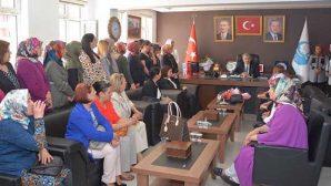 AKP'de kadınlar ordusu