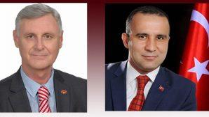 Antakya Belediyesinde 2 Başkan Yardımcısı