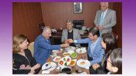 Samandağ'da Eski-Yeni Başkan