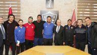Vali Doğan'dan Hatayspor futbolcularına prim