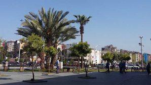 Burası, kent merkezimiz…