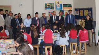 Gazi Ortaokulu'nda 8 Atölye Açıldı
