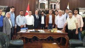 Afrin Heyeti Hatay'da