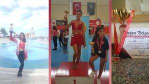 Türkiye Çocuk Fitness Şampiyonasında: