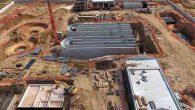 Hassa'ya 3 milyon 279 bin dolar maliyetli arıtma tesisi