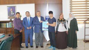 Türkiye Bilek Güreşi Şampiyonu Hatay'dan