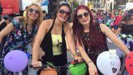 Samandağ'da Bisikletli Kadınlardan: