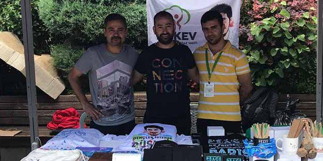 Alikev, Kadıköy'de…