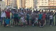 U-14 Akdeniz Bölge Şampiyonu
