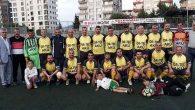 Erhan Aksay'da Maçlar Bol Gollü