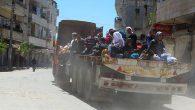 Hatay'a komşu Suriye kenti