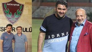 Hatayspor ve Adana Demirspor