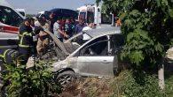 Antakya-Reyhanlı yolunda kaza