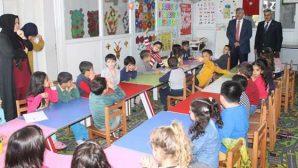 Hatay'da 4 yaşındaki minikler: