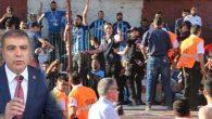 Güzelmansur, Adana Demirspor taraftarının taşkınlıklarını yorumladı: