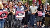 "Yaşam Platformu'ndan ""ANGUS"" protestosu …"