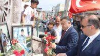 Kaymakam Çobanoğlu'ndan duygu yüklü konuşma: