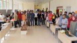 MKÜ'de Robotik Stem Sergisi