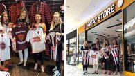 Hatayspor'da futbolcu eşlerinin Bordo-Beyaz duyarlılığı