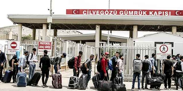 Suriyeliler bayramda ülkelerine gidebiliyorsa…
