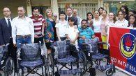 TED Koleji'nin  Engelli Duyarlılığı