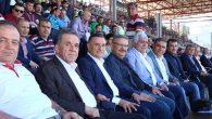 CHP'li Vekiller Hatayspor Maçında