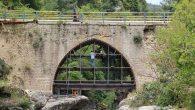 Batıayaz Köprüsünde restorasyon çalışmaları …