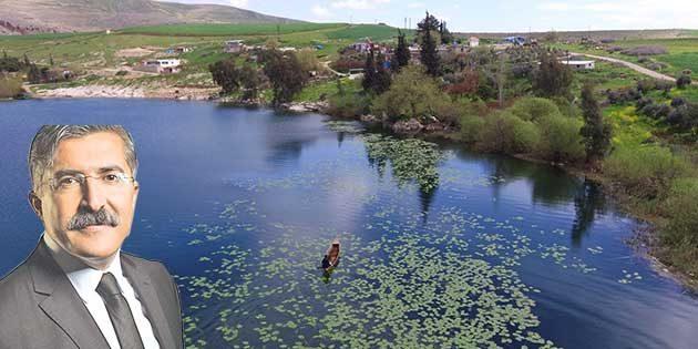 Gölbaşı gölü turizme kazandırılacak