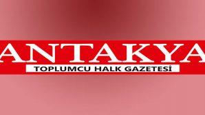 Antakya Toplumcu Halk Gazetesi:
