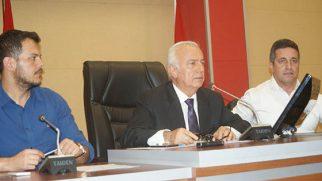 Hatay Büyükşehir Meclisi dün toplandı