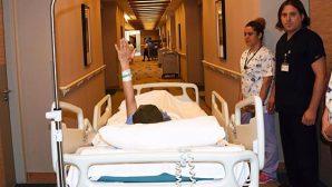 Berfin'e 12 Saatlik Zorlu Ameliyat