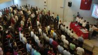 Antakya'da Okul Müdürleri son kez toplandı
