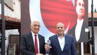 Fatih Ertürk'e ödül