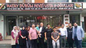 Yılmaz İstanbul'da