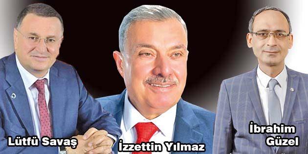 Hatay Büyükşehir, Antakya ve Defne Belediye Başkanlarına;