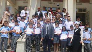 Hatay'da 398.675 öğrenci  karne alıp tatile girdi