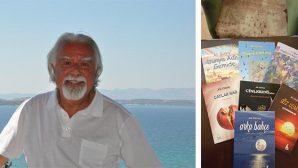 Yazar Ali Günay,  yarın okurlarıyla buluşuyor