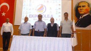 Defne'de okul müdürleri son  toplantısı